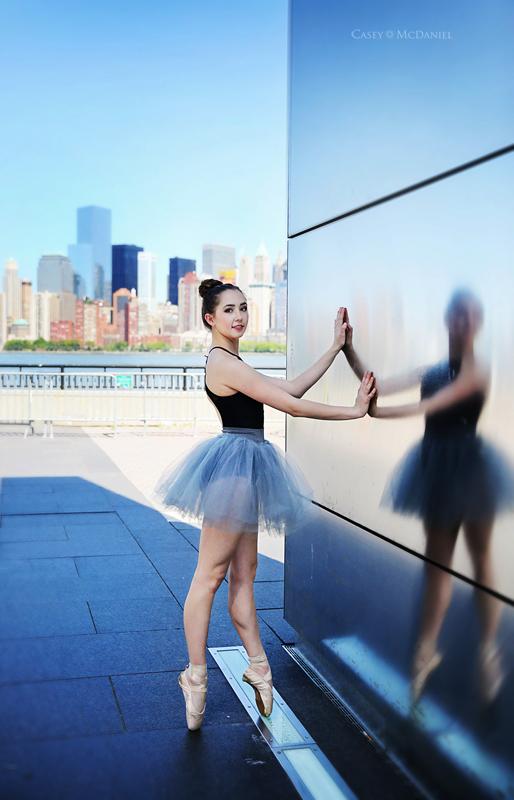 Skyline ballerina 2