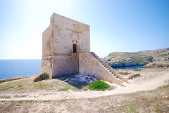 Mgarr ix-Xini Tower, Gozo, Malta