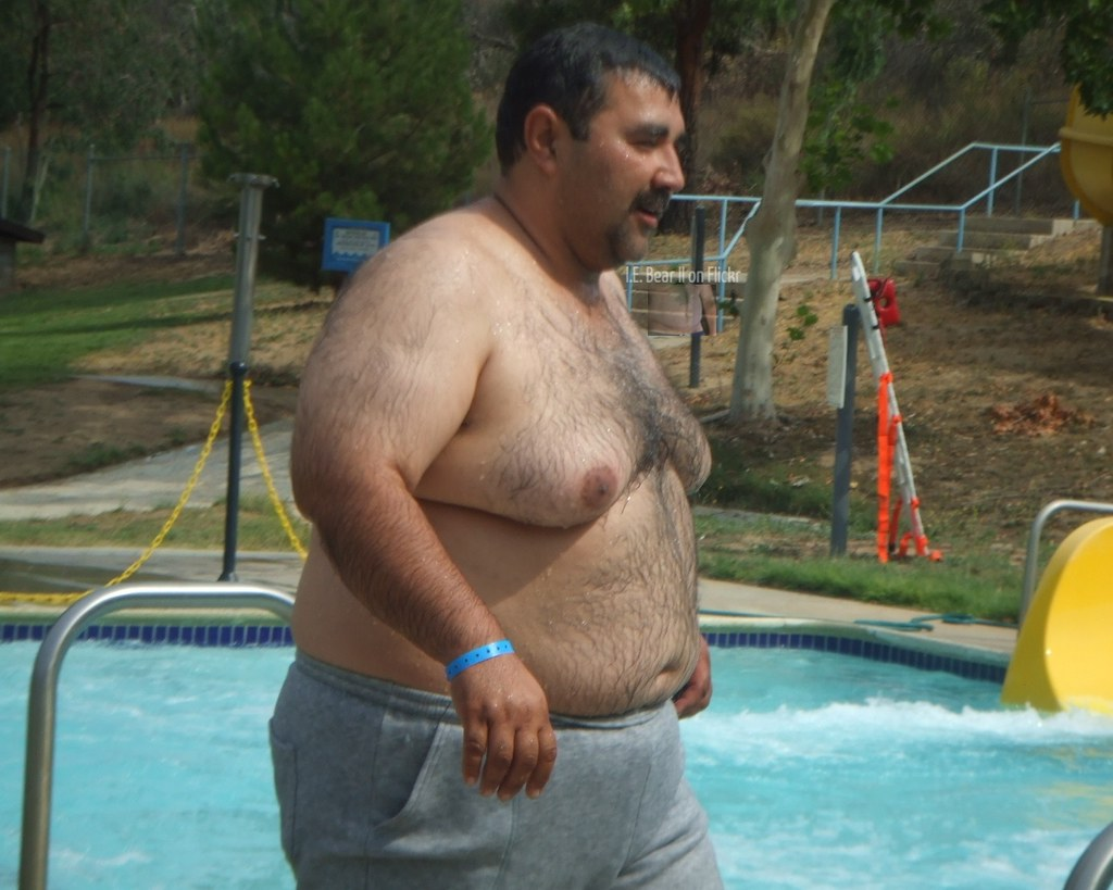 Fat hairy mexican