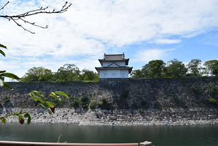 תמונה של Osaka Castle Park ליד Ōsaka-shi. osakacastle osakacastlepark 大阪城公園