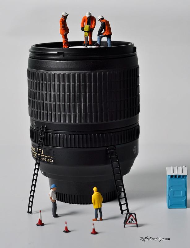 Lens Repair