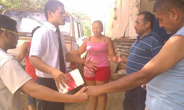 Casas de Oración: Guarenas Estado Miranda 06-09-15