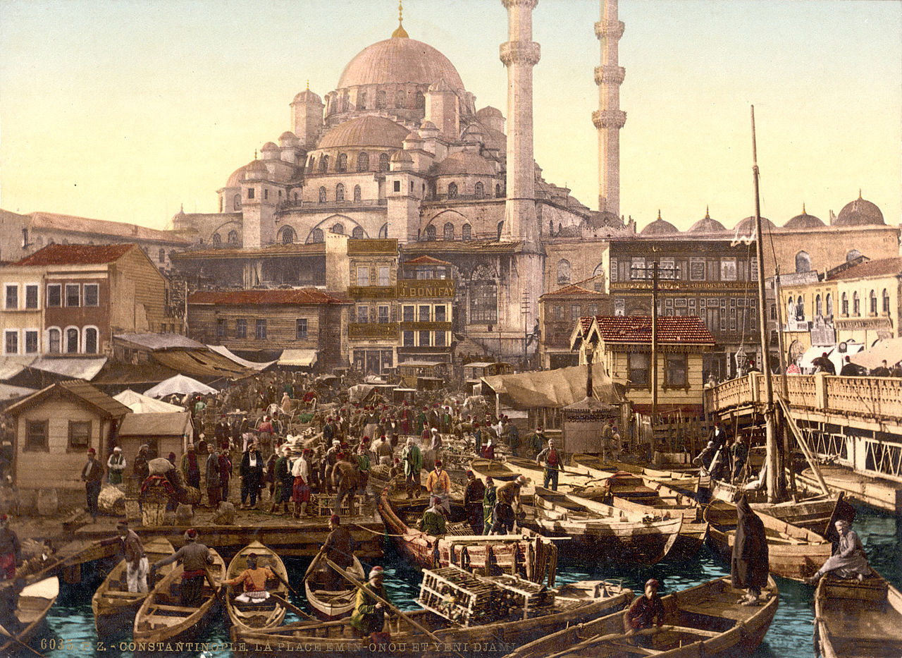Constantinople, Turkey