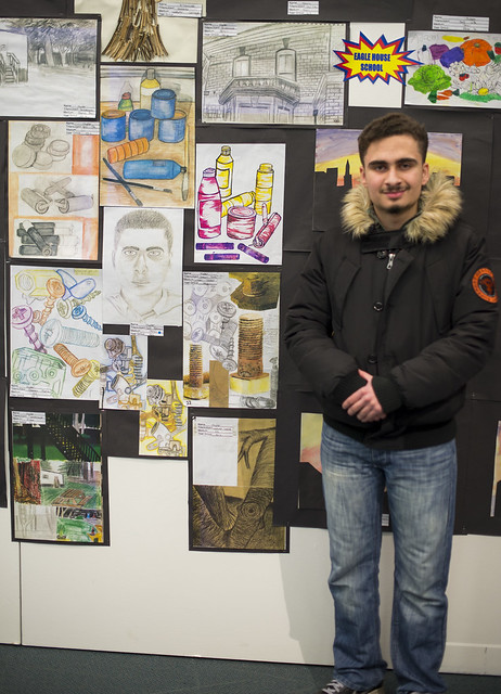 Youth Arts Exhibition 2015