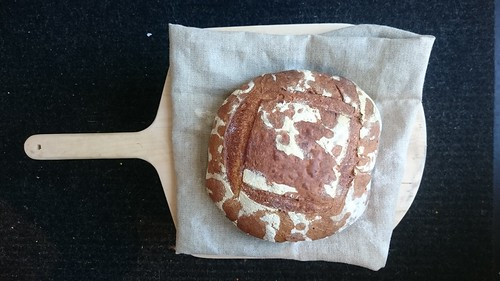 Rustic Country Bread