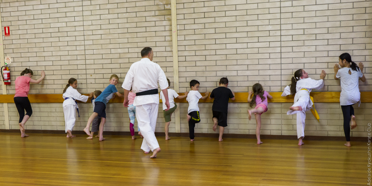 Adelaide Kyokushin Karate Club