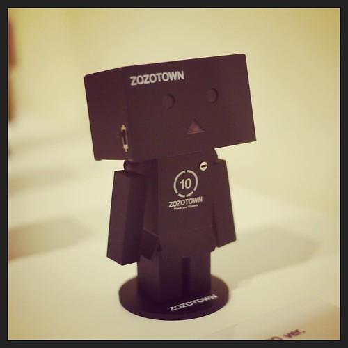 #DANBOAD #ダンボー #zozotown #zozo #black