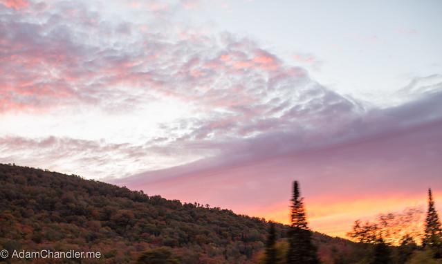 Colors of Fall, 2015 - NEK Vermont (Greensboro, VT)