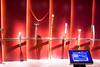 День 7. Олимпийский музей в Лозанне - выставлены все факелы. Вот самый необычный: