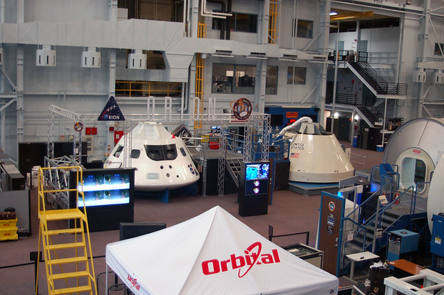 NASA_Orbital_Orion_training_modules
