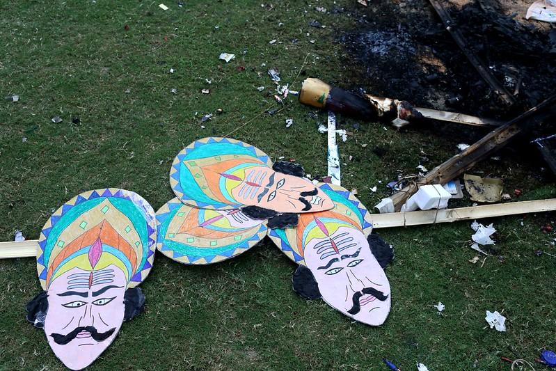 City Faith - Ravan is Still Alive, Vasundhara Valley Apartments
