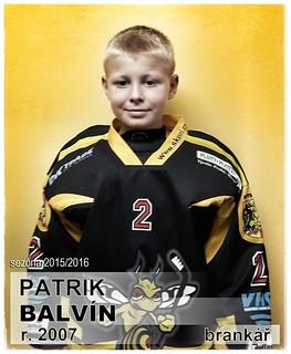Patrik Balvín
