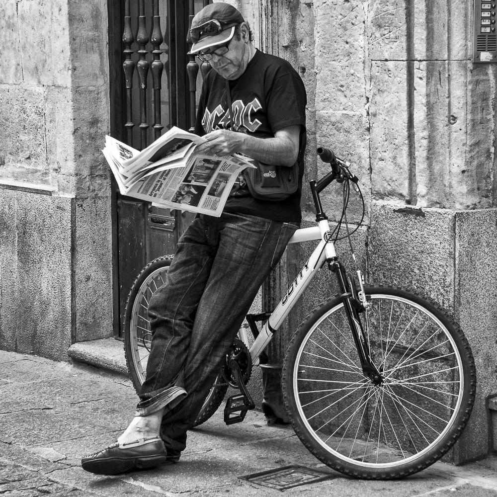 B&B, Bikes and books (II)