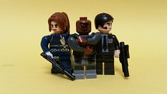 LEGO AGENTS OF S.H.I.E.L.D