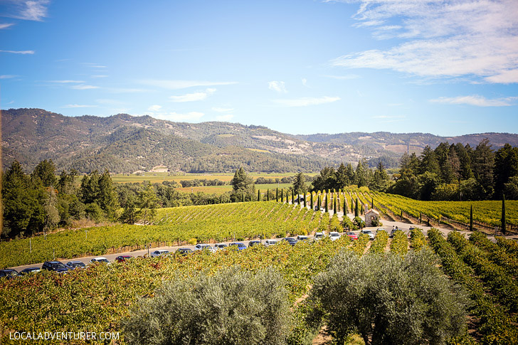 Napa Valley + 15 Great Road Trips from Los Angeles.
