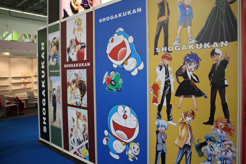 Shogakukan - Frankfurt Buchmesse 2015