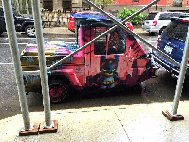 lil painted truck