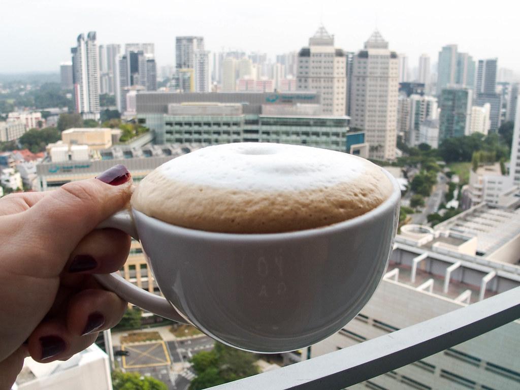 oasia novena cappuccino