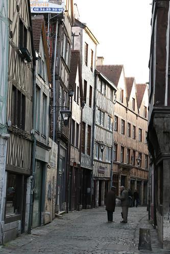 Rouen, Normandie