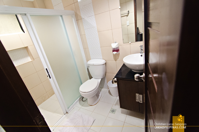 White House Boracay Deluxe Room Toilet