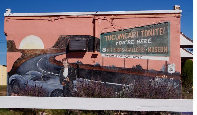 Tucumcari Murials