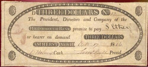 NH, Amherst-Hillsborough B-$003 1806-10-17 Swasey xocx