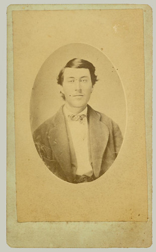 CDV Man portrait