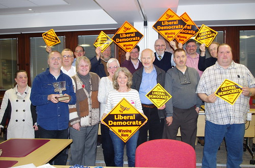 Gateshead Lib Dem AGM Nov 15