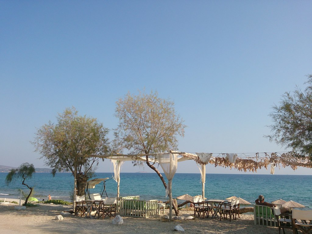 Thassos-Grand Beach