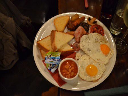 James Joyce pub 4 Restaurante unde se mananca bine in Praga