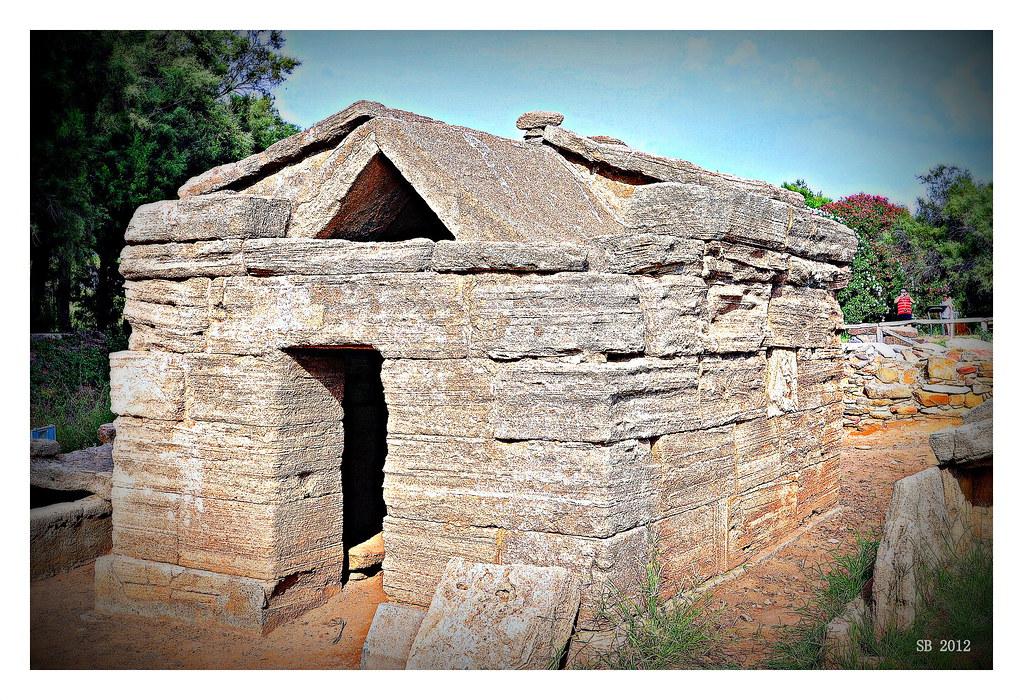 Tomba del Bronzetto I