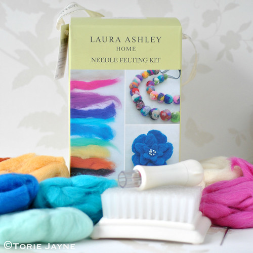 Laura Ashley Needle Felting KIt
