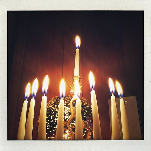 Hanukkah: Night 8