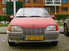 1987 OPEL Kadett-E 1.3 Club Hatchback