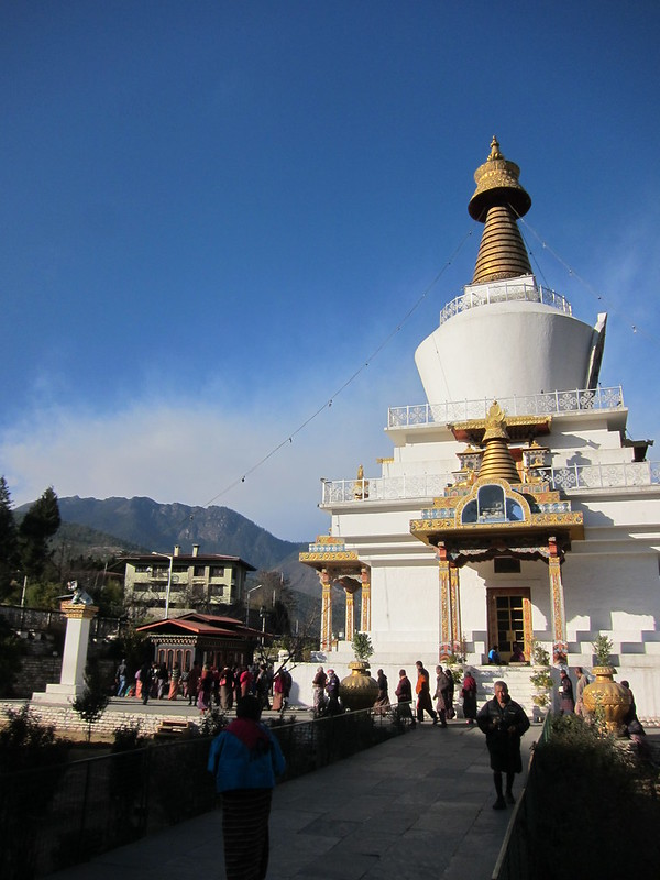 Beautiful Bhutan Day 1