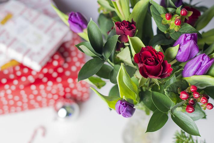 debenhams_christmas_bouquet