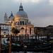 Venise - Santa Maria della Salute - église - éclairage - nuit by AlCapitol