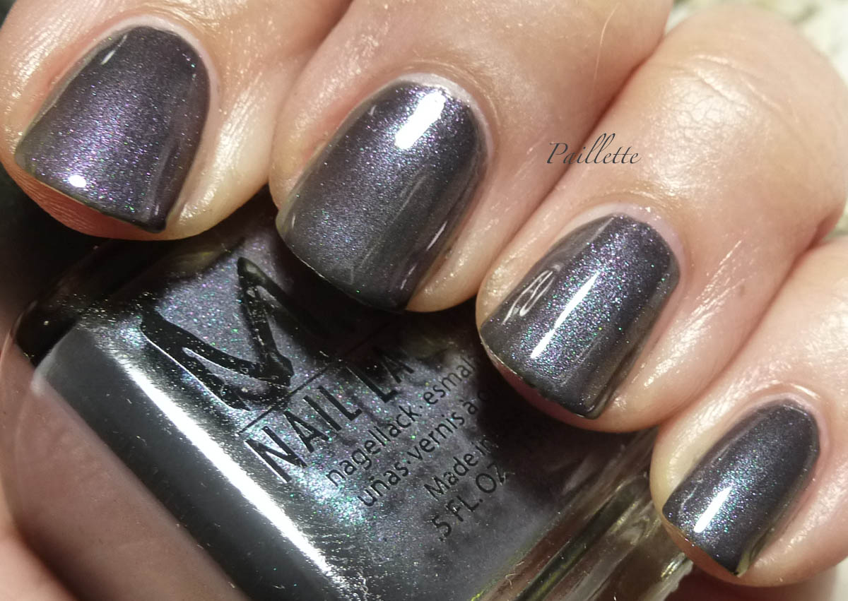 Paillette: a little nail polish journal: Misa It\'s You and Borghese ...