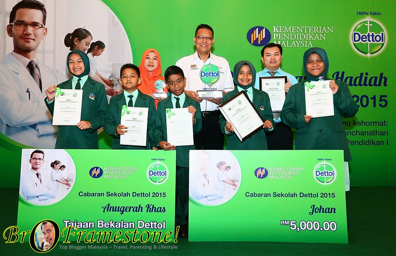 Dettol Mission for Hygiene School Challenge