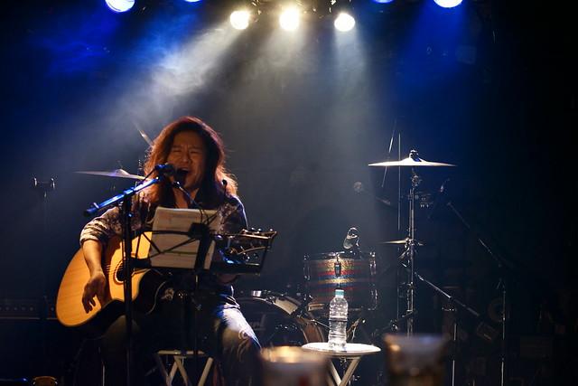 やまげん♪ live at Outbreak, Tokyo, 14 Dec 2015. 007