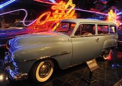 1951 Plymouth Savoy Wagon