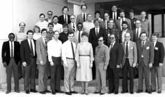 Mobil Oil Dallas Texas USA January 1985