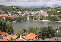 View from Rajapihilla Mawatha, Kandy, Sri Lanka