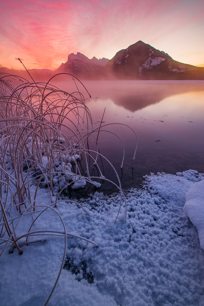 Vermillion Lake Morning