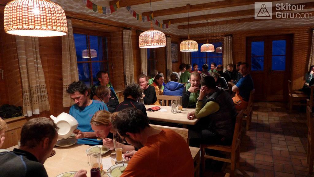 Kürsinger Hütte Venedigergruppe - Hohe Tauern Österreich foto 11