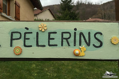 Camino Santiago Day 7: Les Abrets -> Le Pin - Photo of Doissin
