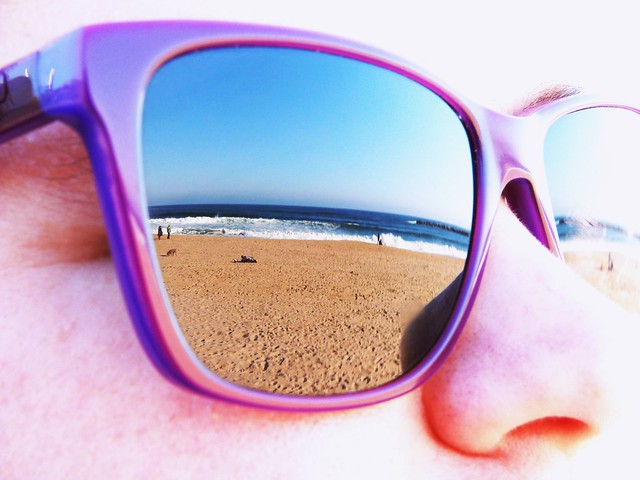 La playa, Panasonic DMC-FZ48