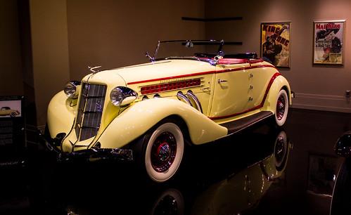 1936 colorado auburn supercharged cabriolet gatewayautomuseum