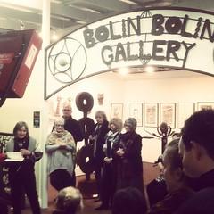 Celebrating 20 years at Bolin Bolin Gallery. #LachlanPlain #bulleenartandgarden #bolinbolingallery #meredithplain