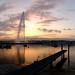 Sunset on Lake Geneva, Switzerland by ` Toshio '